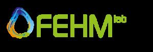 Logotip del grup de recerca FEHM-Lab